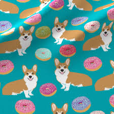 corgi donuts doughnuts cute food novelty dog corgis cute dog
