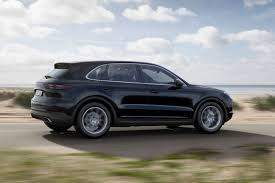 porsche suv inside new porsche cayenne revealed full details of revamped suv autocar