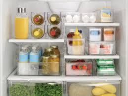 top of fridge storage tips to turn a tiny fridge into a storage haven homergize