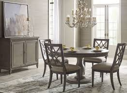 savona versaille and elm octavia round extendable dining table 2260199