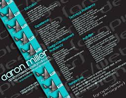 Best Web Designer Resume by 7 Best Images Of Creative Web Design Examples Creative Graphic