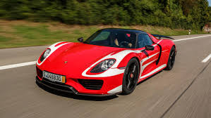 porsche 918 spyder a 918 spyder for mark webber
