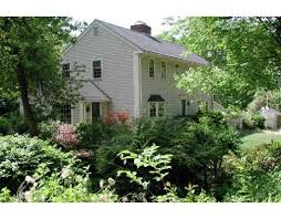 Saltbox Colonial Home Styles In The Boston Suburbs