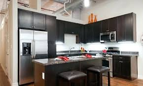 loft kitchen ideas apartment loft kitchen industrial chic apartment design interior