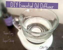Essential Oil Diffuser by The Wholey Trinity Diy Essential Oil Diffuser Mia Mariu Relax