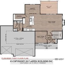 House Of Blues Floor Plan by Index Aspen Builders