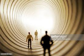 tunnel light at the end of the tunnel stock photos and pictures getty