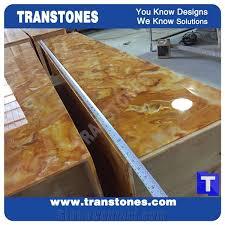 Yellow Reception Desk Tabletops Reception Page5 Transtones Decorating Materials Co