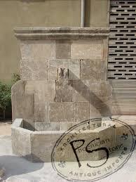 outdoor rock wall fountains example pixelmari com