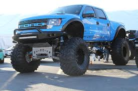 Ford Raptor Monster Truck - super lifted ford raptor at sema 2014 gallery ford f 150 photos