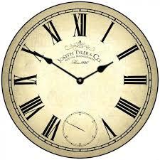 Giant Clocks by Gigantic Wall Clock U2013 Philogic Co