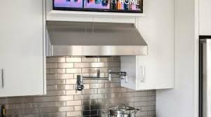 kitchen tv ideas inspiring house kitchen tv lovely kitchen tv ideas in interior