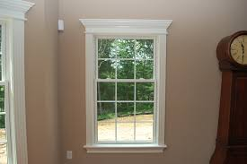 Exterior Door Pediment And Pilasters by Decorating Window Casing Ideas Inspiring Photos Gallery Of