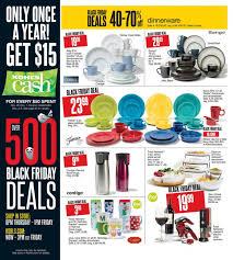 corelle deals on black friday kohl u0027s black friday ad