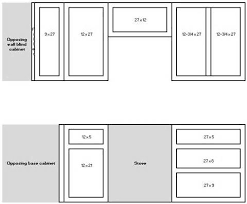Standard Kitchen Cabinet Sizes by Helpful Kitchen Cabinet Dimensions Standard For Daily Use