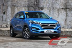 hyundai tucson review 2017 hyundai tucson 2 0 gls crdi 2wd philippine car news