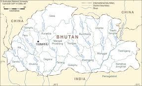 world rivers map shapefile bhutan rivers cartogis services maps anu