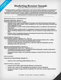 marketing cover letter marketing cover letter sle writing tips resume companion