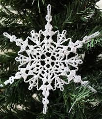 crochet ornaments 27 free patterns