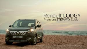 renault lodgy modified renault lodgy video gallery