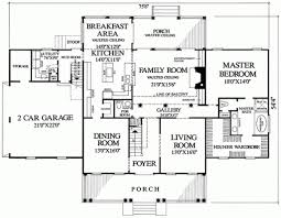 southern style house plan 4 beds 3 00 baths 3411 sq ft plan 137 152