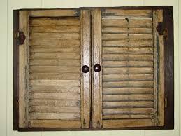 Wooden Window Shutters Interior Diy 66 Best Prim Shutters Images On Pinterest Primitive Shutters