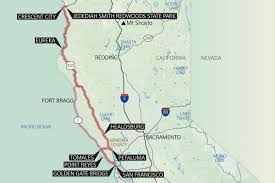 Map Of Camp Pendleton Our Ultimate West Coast Road Trip Outdoor Project
