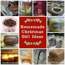 Homemade Christmas Ideas by 12 Days Of Homemade Christmas
