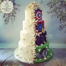 marvel wedding cake google search inspiration pinterest