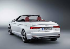 white audi a5 convertible audi a5 cabriolet looks sharp ahead of 2017 launch motor trend