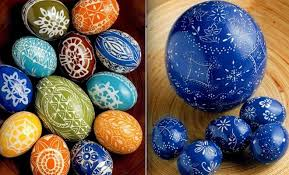 47 easy Easter egg crafts and egg decorating ideas for kids