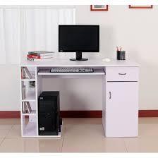 meuble bureau ordinateur bureau pour ordinateur table meuble pc informatique multimedia mauve
