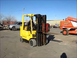 Hyster S80xm Bcs Forklift For Sale Sold At Auction March 27