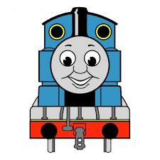 thomas tank engine clipart pencil color thomas