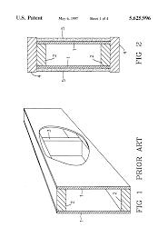 patent us5625996 fire resistant wood box beam google patents