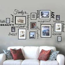 home decor free shipping wall art and decor free shipping family is vinyl wall lettering