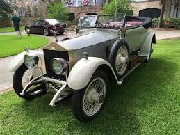 rolls royce 1920 1920 to 1922 rolls royce silver ghost for sale