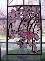 Flower Glass Design 317 Best Flowers Images On Pinterest Stained Glass Flowers