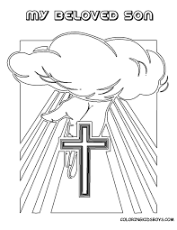 childrens coloring pages church glum