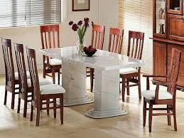 White Marble Dining Tables Marble Top Dining Room Table White Marble Dining Table Home