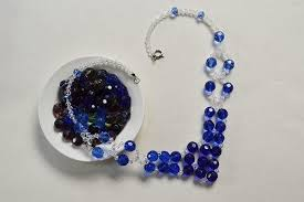crystal necklace making images Learn how to make jewelry free bead jpg