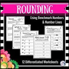 rounding round u0027em up third grade third grade math and math
