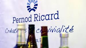 pernod ricard logo pernod ricard le bénéfice bondit grâce à une forte activité aux
