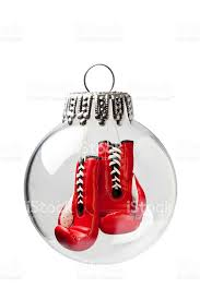 boxing glove in a ornament stock photo 492915998 istock