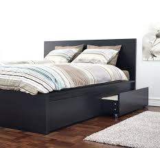 malm bed frame high w 2 storage boxes white lur 246 y malm low bed lifeunscriptedphoto co