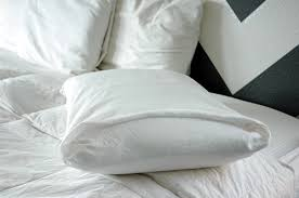 Folding Bed Sheets How To Fit A King Pillowcase Onto A Standard Sized Pillow