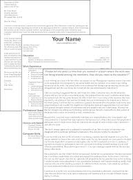 Examples Of Cover Letters For Resume by Cover Letters Resumes Interviews