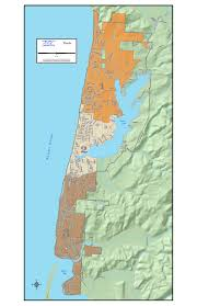 Oregon Earthquake Map by City Council City Of Lincoln City Or