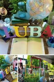 graduation party theme oh the places you u0027ll go by dr seuss