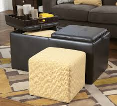 Ashley Furniture Hodan Marble Ottoman With Storage Buy More Views
